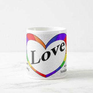Words of Love Mug