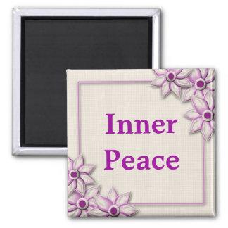 Words Of Motivation-Inner Peace Magnet