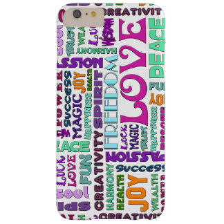 Words Of The Spirit Way Barely There iPhone 6 Plus Case