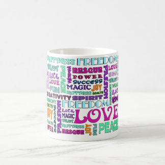 Words Of The Spirit Way Coffee Mugs