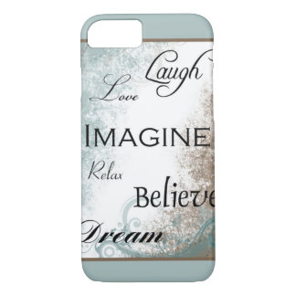 Words to Live By iPhone 7 case