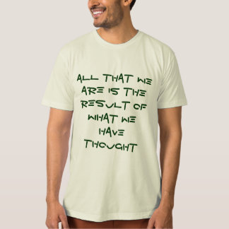 Words To Live By Mens T-Shirt