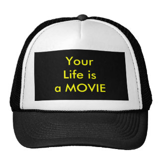 Words To Live By Trucker Hat
