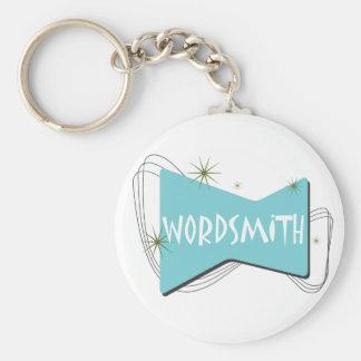 Wordsmith Key Chain