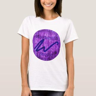 Wordsmith Studio Purlple/Navy T-Shirt