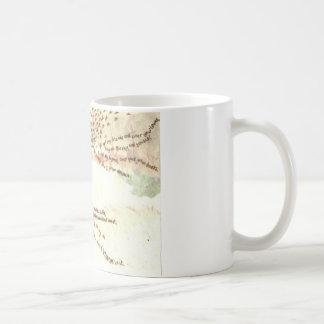 Wordsworth bird mug