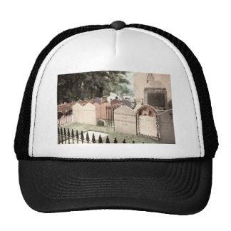 Wordsworth Grave, Westminster Abbey 1910 Vintage Trucker Hat