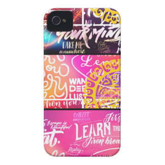 Wordy Word Words Case-Mate iPhone 4 Case