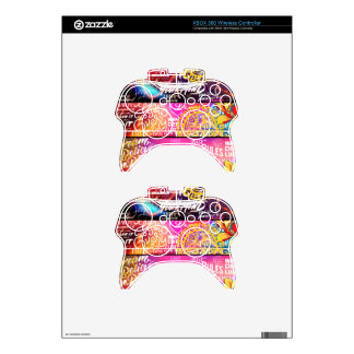 Wordy Word Words Xbox 360 Controller Skins