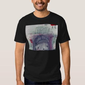 work0072 Gils Vneck T-shirt