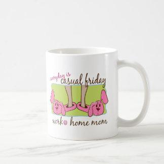 Work at Home Mom Coffee Mug