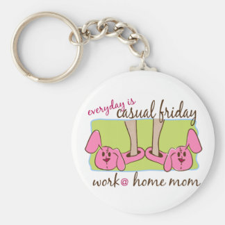 Work at Home Mom Key Chains