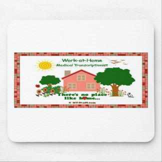 Work-at-Home MT Mouse Pads