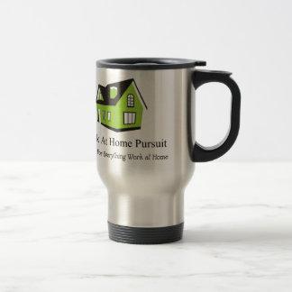 Work At Home Pursuit Merchandise Travel Mug