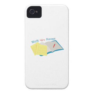 Work Before Success iPhone 4 Cases