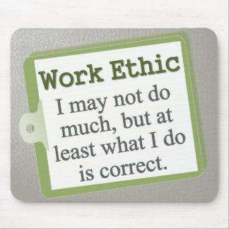 Work Ethic Mousepad