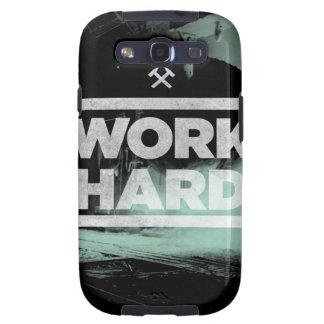 Work Hard Galaxy S3 Covers