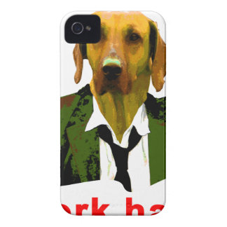 Work hard Case-Mate iPhone 4 cases