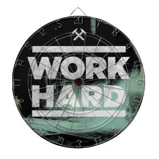 Work Hard Dart Boards