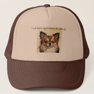 fc5b0d26 Pomeranians Hats & Caps | Zazzle