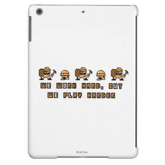 Work Hard, Play Hard 2 iPad Air Covers