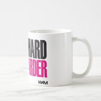 work hard play harder coffee mug