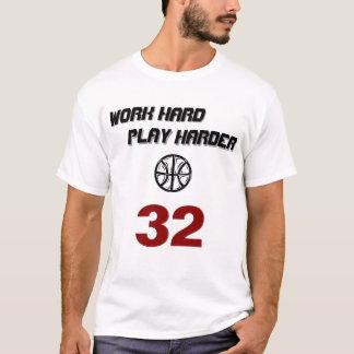 Work Hard, Play Harder T-Shirt