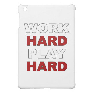Work Hard.png Cover For The iPad Mini