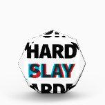 """Work Hard Slay Harder Award<br><div class=""""desc"""">Work Hard Slay Harder</div>"""