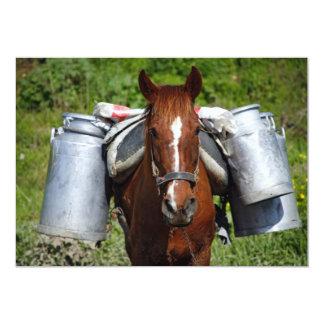 Work horse card