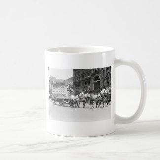 Work Horse Parade Winner: 1908 Coffee Mug
