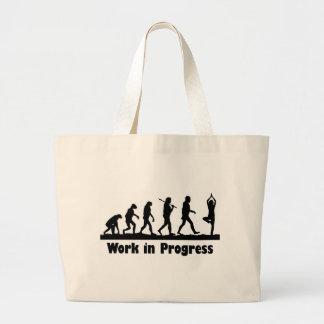 Work in Progress Bag