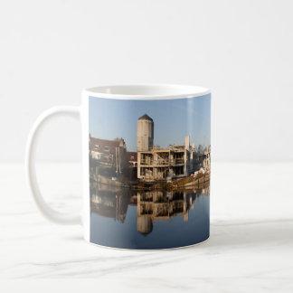 Work in progress classic white coffee mug
