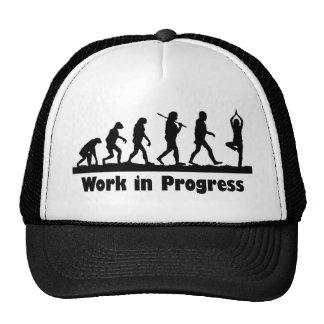 Work in Progress (Yoga) Hat