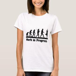 Work in Progress (Yoga) T-Shirt