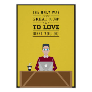 Work Inspiration Poster