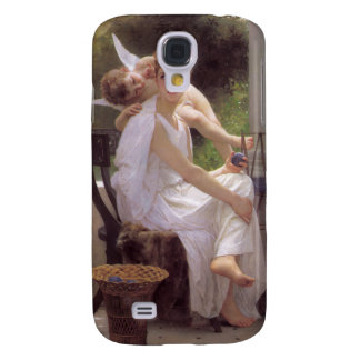 Work Interrupted, William-Adolphe Bouguereau Samsung S4 Case
