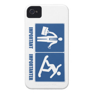 Work Is Important, Snowboarding Is Importanter iPhone 4 Cover