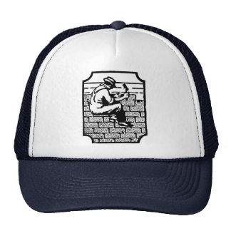 Work Job Trucker Hat
