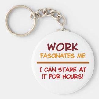 Work keychain