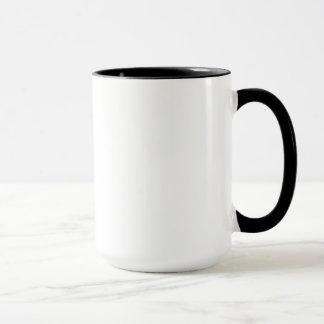 Work Less Live More Phrase Type Mug