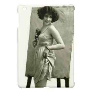 Work of Art - French Girl Vintage iPad Mini Case