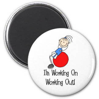 Work On Working Out Magnet