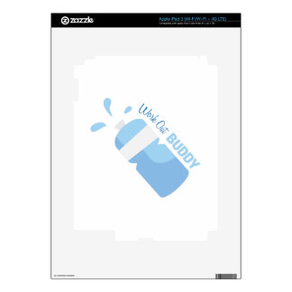 Work Out Buddy Skins For iPad 3