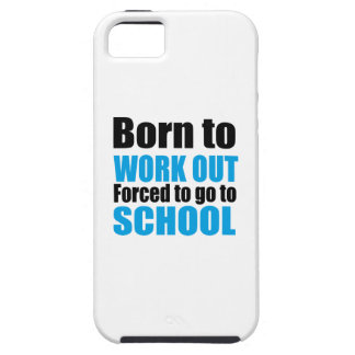 work out funda para iPhone SE/5/5s