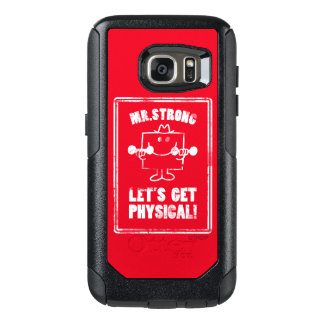 Work Out With Mr. Strong OtterBox Samsung Galaxy S7 Case
