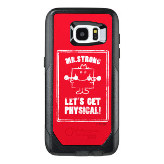Work Out With Mr. Strong OtterBox Samsung Galaxy S7 Edge Case
