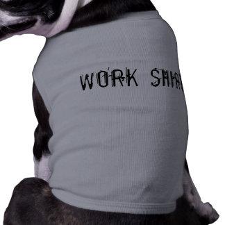 WORK SHIRT DOGGIE SHIRT