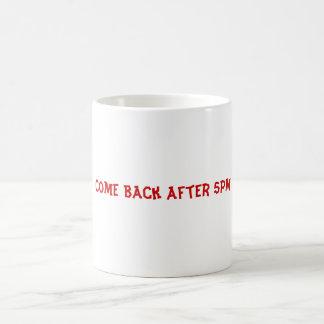 Work Slogan 2 Coffee Mug