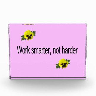 Work Smarter Award
